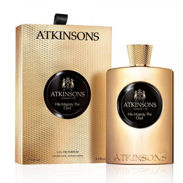 Atkinsons His Majesty The Oud EDP 100 ML Erkek Parfümü