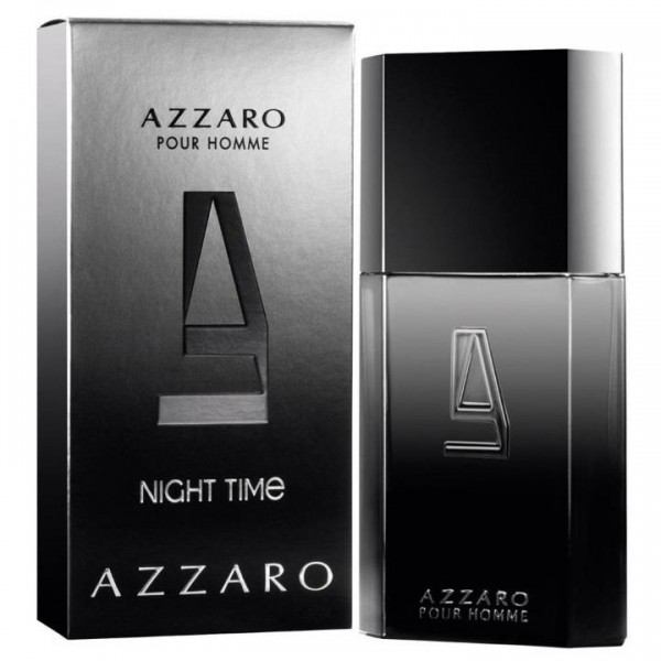 Azzaro Night Time EDT 100 ML Erkek Parfümü
