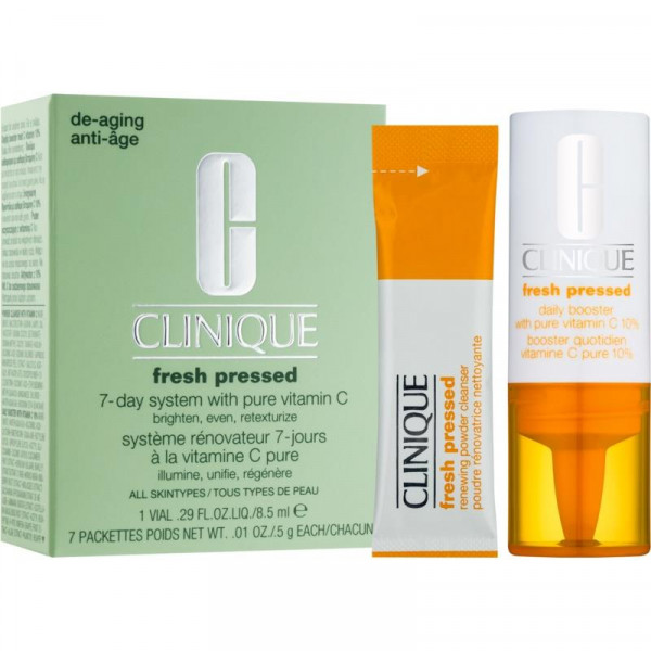 Clinique Fresh Pressed 7 Day System With Pure Vitamin C 8.5 ML